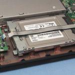 ノートPCのSSD化とメモリ増強