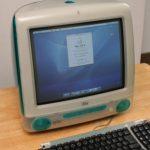 iMac DV(Slot Loading)の分解整備