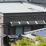 独立型太陽光発電と電気代推移