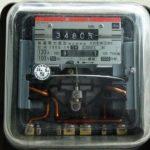 電力メーターで消費電力チェック