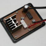 銅箔基板で鉛バッテリー充電器を作る