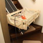 犬用階段昇降機の改良