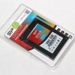 データディスクもSSDに交換