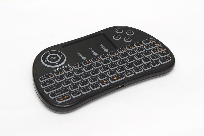 1e203fe189b TZ P9 Wireless Mini Keyboard 購入価格:900円